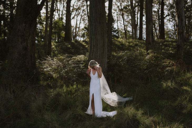 Trentham Falls wedding