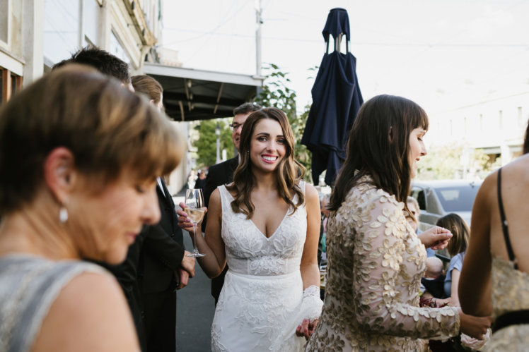wedding photos in Collingwood, Melbourne
